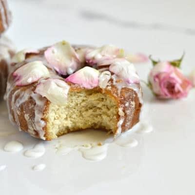 Gluten-Free Fried Cake Donuts