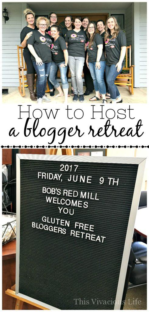 Learn how to host a blogger retreat with all our tips and tricks from hosting one of our own.