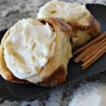 The BEST Gluten-Free Cinnamon Rolls