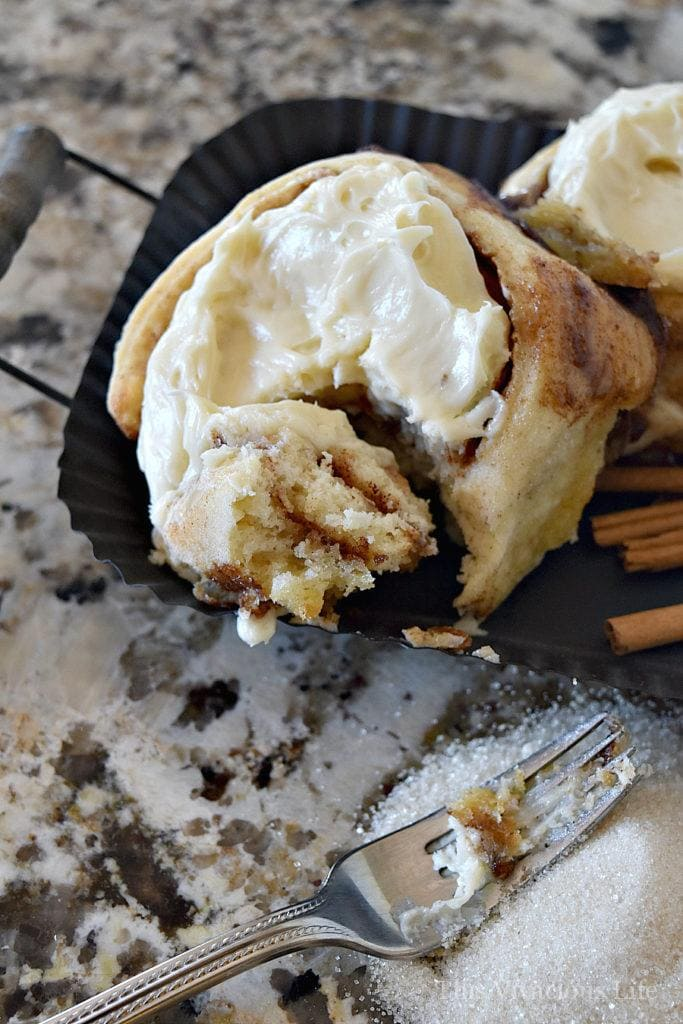 gluten free cinnamon roll recipe