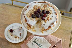 Gluten-Free Cherry Almond Danish