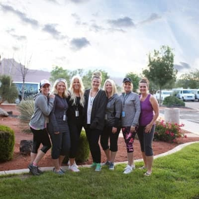 Movara Fitness Resort Utah