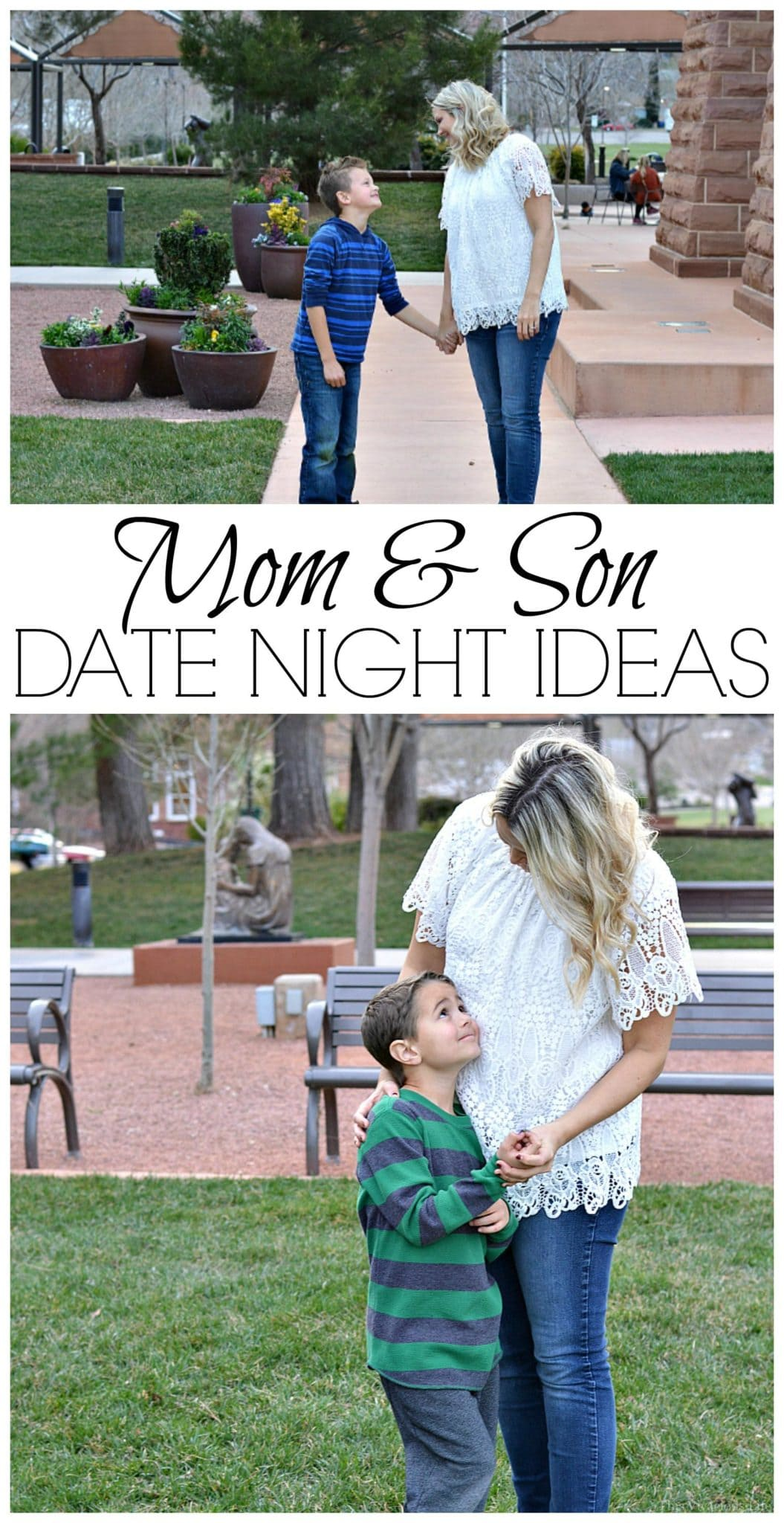 Mom And Son Date Night Ideas For Many Memories