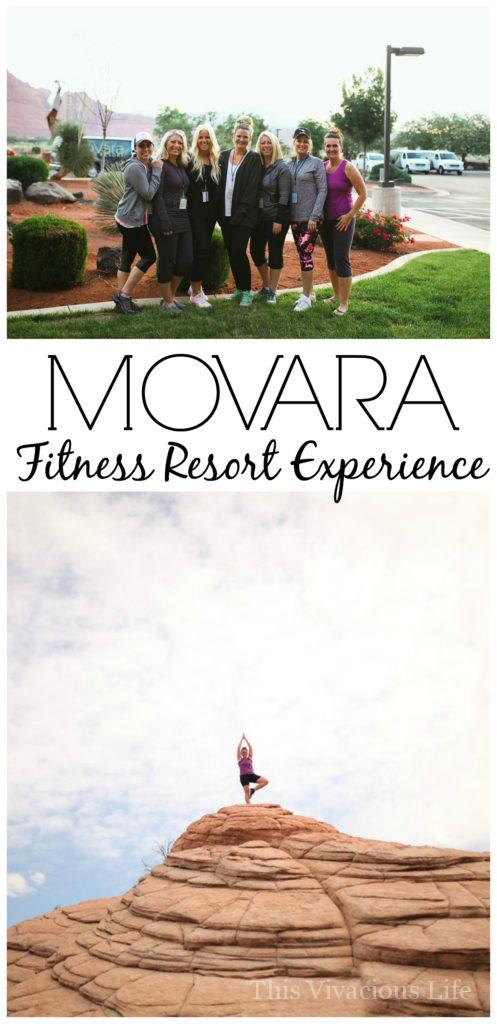 Movara fitness resort is a place to come and be challenged physically in a warm and welcoming environment. I loved my time there and learned so much about fitness, food and health.