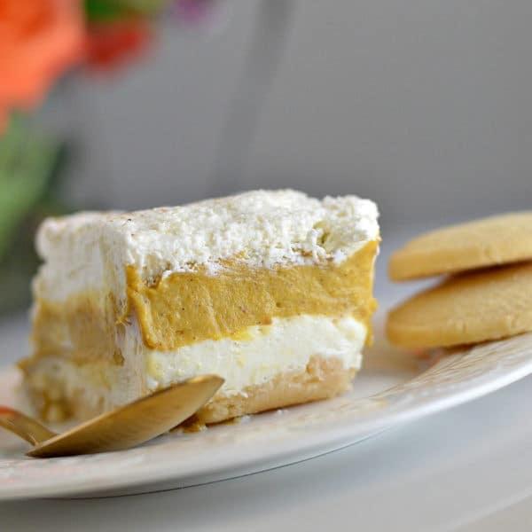 Gluten-Free Pumpkin Pie Cream Delight