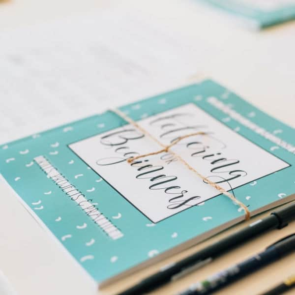 Art of Hand Lettering Vivacious Workshop