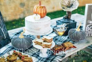 Spooky Sandwich Halloween Party