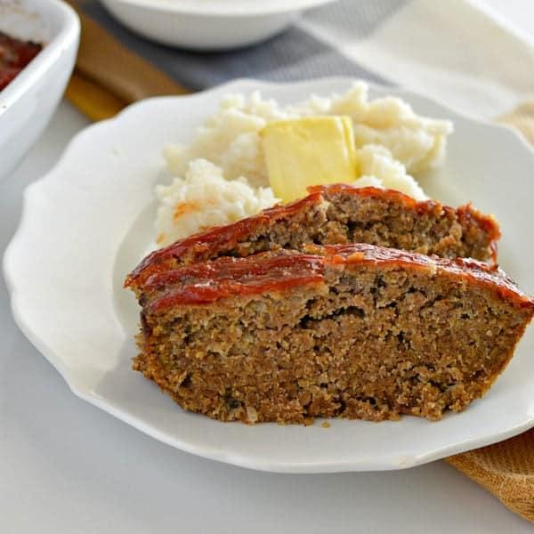 Best Gluten-Free Meatloaf