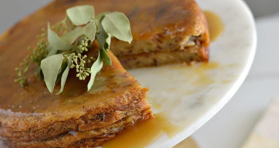Gluten-Free Sticky Toffee Date Cake