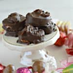 These peppermint patties with cranberry crunch are a delicious Christmas candy that can be made quickly with no thermometer. They are so deliciousand so easy to make!