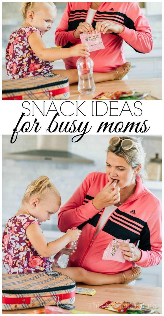 Snack Ideas for Busy Moms Who Are Always On The Go | simple snacks for kids | snack ideas for kids | busy moms tips and tricks | on the go snack ideas | mom friendly tips and tricks || This Vivacious Life