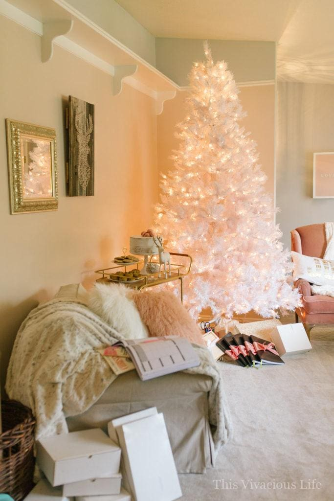 Plan and Wrap Holiday Party with Passion Planner   holiday gift wrapping party   planning your holiday gifts   gift giving organization tips   how to host a plan and wrap gift party   holiday party ideas   holiday organization tips    This Vivacious Life #wrapparty #giftorganization #holidayorganizing