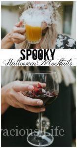 These Halloween mocktails are perfect for your next witches night out or boo bash!