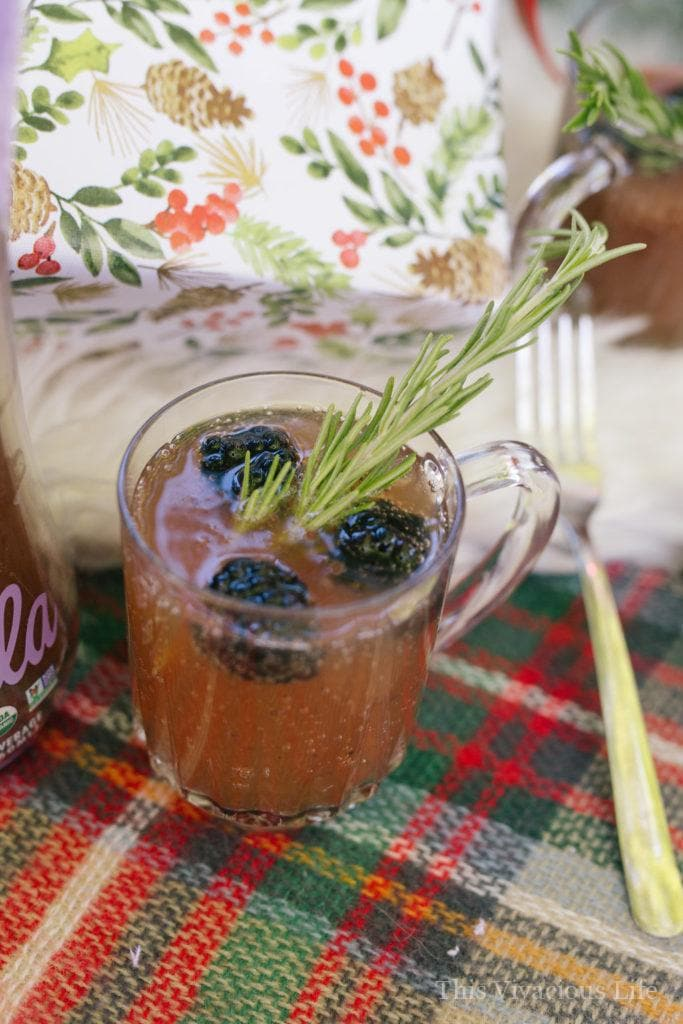 This sleigh ride brunch is the perfect girls gathering that is low-key yet delicious.