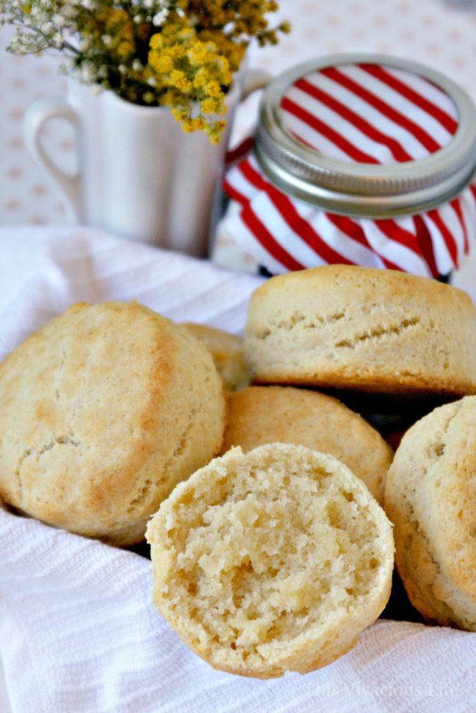 how to make gluten free biscuits fluffy