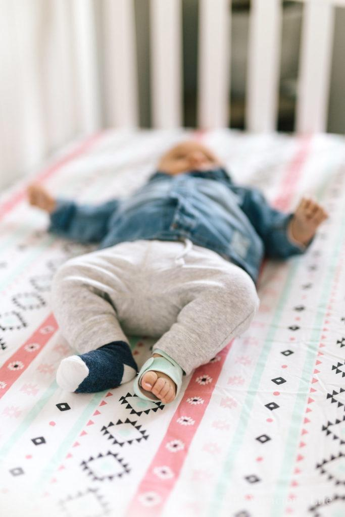 Getting Sleep With A Newborn Featuring Owlet Moniter   tips for new moms   newborn sleep tips   new mom must haves   new mom advice    This Vivacious Life #newmom #babysleeptips #tipsformoms
