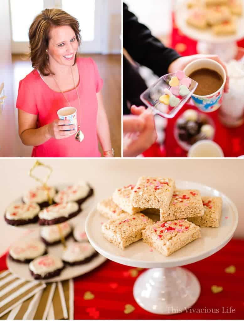 Galentine's Day Ideas & Favorite Things Party