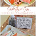 This galentines day cookie decorating party is the perfect gathering to celebrate all your favorite ladies in a fun and festive environment while also learning something new.
