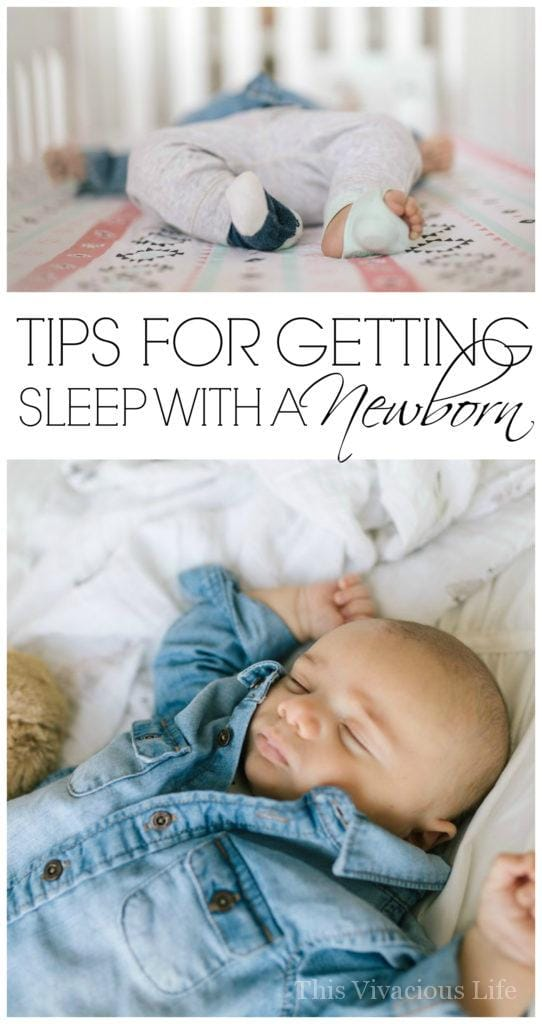 Getting Sleep With A Newborn Featuring Owlet Moniter | tips for new moms | newborn sleep tips | new mom must haves | new mom advice || This Vivacious Life #newmom #babysleeptips #tipsformoms
