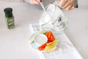 Whole30 Paleo Ranch Dressing