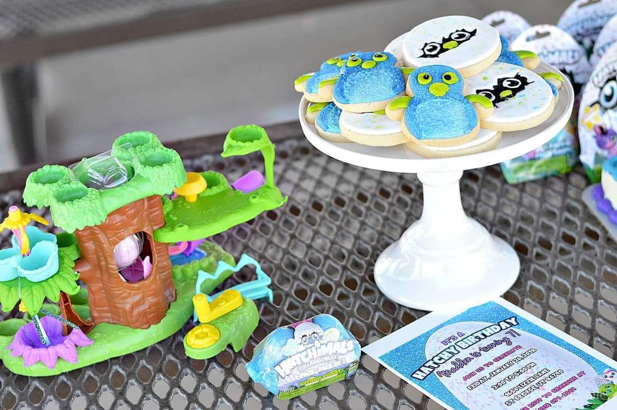 Hatchimals Birthday Party Ideas And Hatchy Birthday Fun