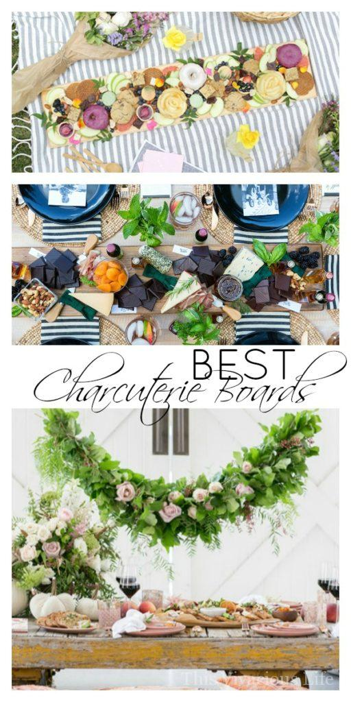 BEST Charcuterie Board Ideas for any Occasion or Gathering | charcuterie ideas | entertaining tips | how to make a charcuterie board | charcuterie board display || This Vivacious Life #entertaining #partyideas #charcuterie #charcuterieboard #thisvivaciouslife