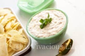 Sour Cream Chip Dip