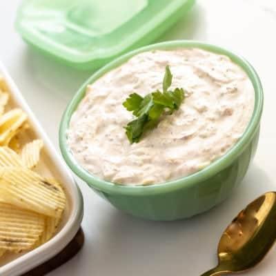 Sour Cream Chip Dip
