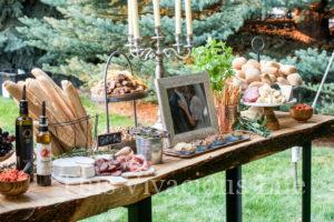 Bohemian Wedding Charcuterie & Tapenade Recipe
