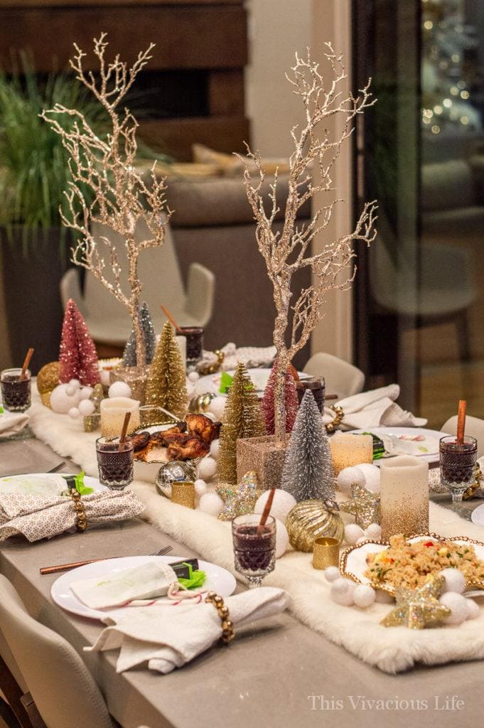 This Jingle and Mingle ladies night holiday party is sure to be a hit!   holiday party ideas   ladies night ideas    This Vivacious Life #ladiesnight #holidayparty #partyideas #thisvivaciouslife