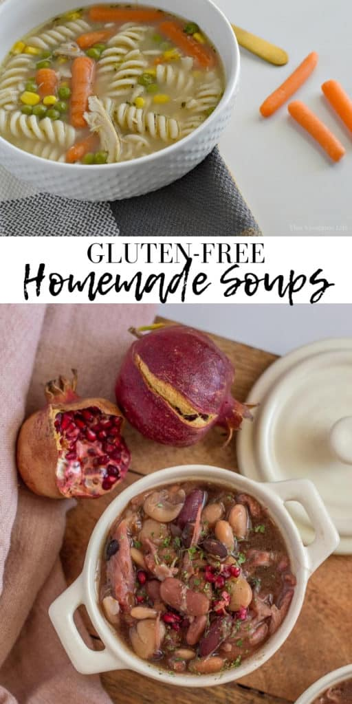 These are some of our favorite gluten-free soups. We've put together a variety of homemade recipes, like our delicious gluten-free chicken noodle soup for you as well as a complete list of gluten-free Progresso soups too!