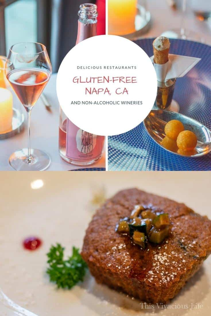 Eat gluten-free in Napa and love every minute of it! From super fancy restaurants to more casual like eats, there is something delicious for everyone.
