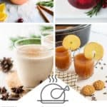 Thanksgiving mocktails pin