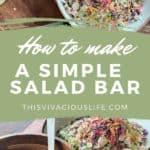 Salad bar pin