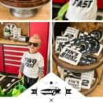 2 Fast 2 Furious Birthday Party pin