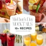 Mother's Day Mocktails pin