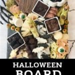Halloween Charcuterie Board: CharBOOterie pin